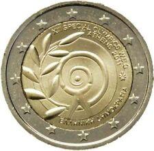 2 Euros Grecia 2011. Olimpiadas. SC.