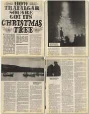 How Trafalgar Square Got Its Christmas Tree News Article
