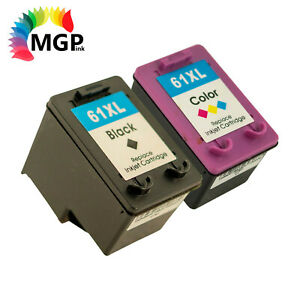 Generic Black/Colour 61 61XL Ink Cartridges for HP 1510 2510 2540 3050 2620 4630