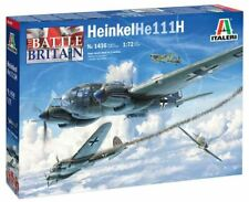 Italeri Heinkel He-111H 1:72 scale aircraft model kit 1436