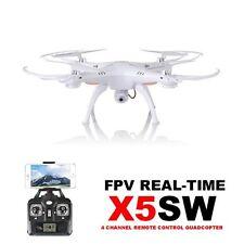 SYMA X5SW WiFi Headless Drohne mit 0.3MP FPV Live-on Kamera RC Quadcopter Copter