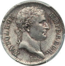 France 1808-A Napoleon Silver Franc PCGS MS-63