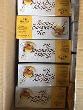 Abundant Life Force Tartary Buckwheat Tea 16 - 3g Tea bags 48g Per Box Heathy