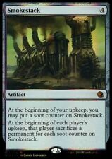 1x FOIL SMOKESTACK - From the VAult - MTG - NM - Magic The Gathering