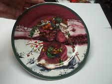 Royal Norfolk Collector's Saint Nicholas Decorative Plate