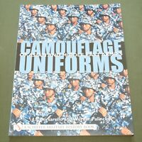 """""""CAMOUFLAGE UNIFORMS OF ASIAN & MIDDLE EAST ARMIES"""" FOREIGN CAMO REFERENCE BOOK"""