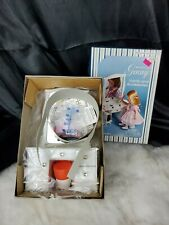 World Of Ginny white mirrored Vanity and Accessories - Vogue Dolls 1978 Nib