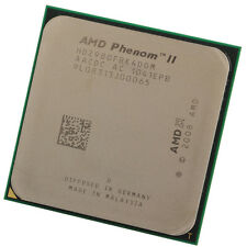 AMD Phenom II X4 980 3.7GHZ CPU Quad Core Black Edition HDZ980FBK4DGM