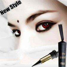 New Arabian Waterproof Kohl Eyeliner Solid Thick Black Bold Eyes Liner Makeup 1X