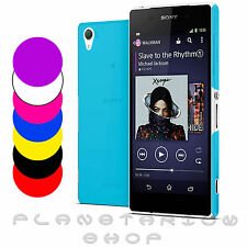 0.3mm Matte Case Cover Fitted Skin Bumper fr Sony Xperia Z2
