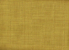 Raffia PVC / Olefin Sling Jacquard Gold Outdoor Upholstery mesh fabric