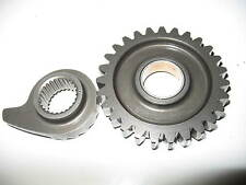 KICK START SHAFT GEARS GEAR 1982 HONDA CR480 82 CR 480