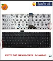 TECLADO ESPAÑOL NUEVO PORTATIL ASUS K553M K553MA P/N: 13NB04X1AP0821 SP TEC22