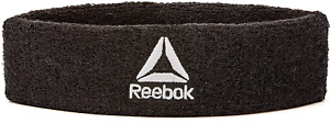 Reebok Unisex's Headband Sports, Black, One Size