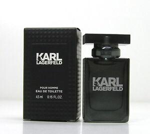 Karl Lagerfeld pour homme 4,5 ml EDT Miniatur