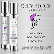 Face Neck Decollete Anti Wrinkle Hyaluronic Acid And Matrixyl 3000 Vit C & Vit E