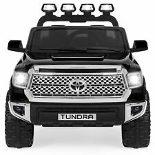 BCP Kids 12V Toyota Tundra Truck Ride-On Car w/ Remote Control, LED Lights