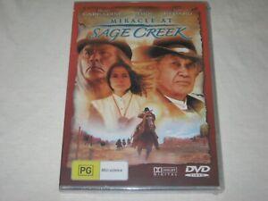 Miracle At Sage Creek - David Carradine - Brand New & Sealed - Region 0 - DVD