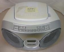 FAULTY READING CD - Philips AZ215S/05 CD Player FM Radio SoundMachine + Line