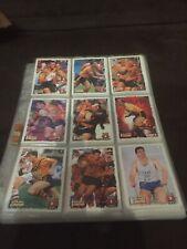 1995 Dynamic ALL BLACK Trading Card Base Card Set 55