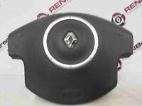 Renault Megane 2002-2008 Drivers Steering Wheel Airbag Cruise Control 8200414936