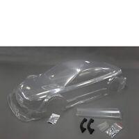 Audi RS5 DTM 2013 Karosserie Set 1.5 mm PC 1:5 avec Aile Arrière Non-Peinte Slb