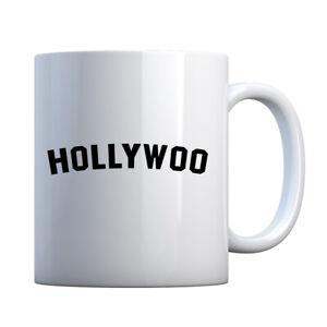 Hollywoo Ceramic Gift Mug #3906
