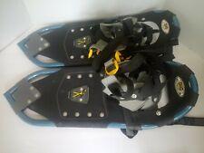 Atlas Snow Shoe Company 8in×25in Blue Pair
