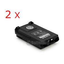 2 X BAOFENG BL-5 2800mAh 7.4V Li-Ion Battery for UV-5R UV-5R+ UV-5R PLUS Radio