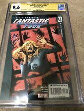 Ultimate Fantastic Four 23 CGC SS 9.6 Greg Land 2nd Marvel Zombies 11/05