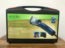 Andis Xperience Equine and Livestock Clipper Brand New in Box Fast Free Shipping