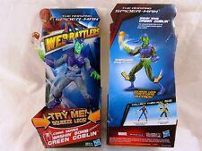 Spider man Web Battlers - Classic Green Goblin Battler