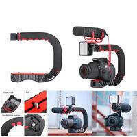 U-Type Handheld Gimbal Video Stabilizer For DSLR DV SLR Camera