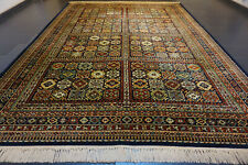 Schöner Gewebter Perser Orientteppich AKSTAFFA Heriz Kazak Carpet Rug 250x345cm