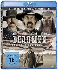 Dead Men Das Gold der Apachen Blu Ray aus Sammlung NEU & OVP in Folie