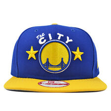 Golden State Warriors New Era STAR BACKED Snapback 9Fifty NBA Hat