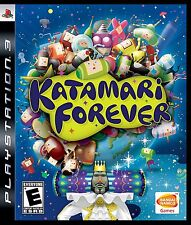 Katamari Forever (Sony PlayStation 3, 2009) BRAND NEW SEALED
