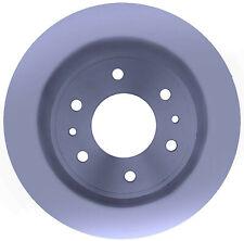 Disc Brake Rotor-Coated Rear ACDelco Advantage 18A1207AC