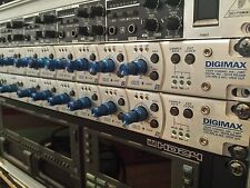 Presonus Digital Digimax 96k class A 8 ch mic & 2 ch Instr. preamp made in USA