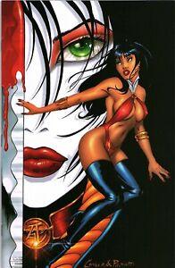 Harris Comics Vampirella Monthly Comic Book #7 (1997) Vampirella Shi High Grade