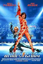 BLADES OF GLORY (2007) ORIGINAL MOVIE POSTER  -  ROLLED  -  DOUBLE-SIDED