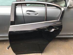 07-15 INFINITI G37 G25 G35 Q40 DOOR SHELL REAR LEFT LH DRIVER SIDE
