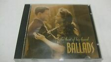 Ballads Best Of Big Band Produced By Brad Rogers CD 1999 Compilation       cd928