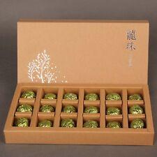 1 box Handmade White Jasmine Flower Pu'er puerh Puer pu erh Tea Ball