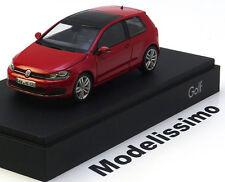 1:43 Herpa VW Golf 7 2012 red