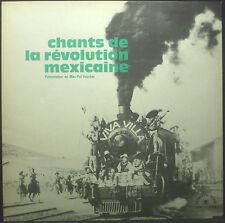 LP JORGE SALDANA & Los Mayas-Chants de la révolution mexicaine, phasedepleinecapacitéopérationnelle, Presque comme neuf