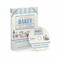 Crafter's Companion ~ Sealed Papercrafting Cd~Rom ~ Makey Bakey Mice Christmas