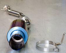 Agency Power Catback Exhaust for w/ Titanium Muffler for 03-08 Nissan 350Z