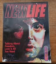 New Life Magazine July-August 2002 Paul McCartney Beatles Peter Max