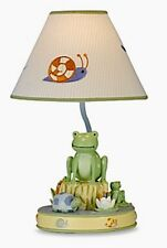 Kids Line Leap Froggie Lamp Base and Shade - NEW in Box